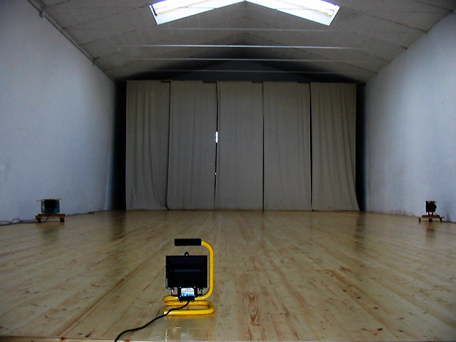 Palcoscenico (stage)